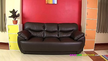 Asian Girl On Casting Couch