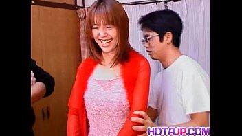 Yuka Sakagami has hairy cunt fingered 10 min