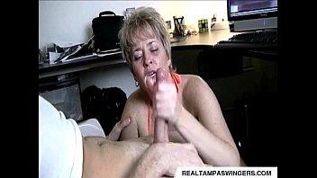 Hand Job Caught While Watching Porn thumbnail