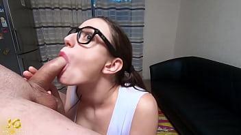 Student Handjob, Blowjob Dick Teacher and Doggystyle