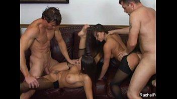 Rachel Roxxx Orgy