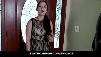 StayHomePOV - Step Daughter (Ziggy Star) Can&#039_t Make It Anymore Without A Fat Dick In Her Pussy