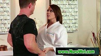 Nuru oil massage with a happy ending 13