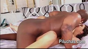 Big ass rich in foursome while being penetrated by her lover