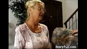Horny Granny Riding Her Big Son In Law 17 min
