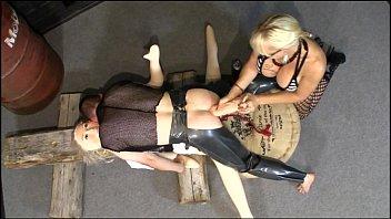 Norwegian MonicaMilf as the dirty pegging nun part2