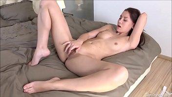 Aiko Mai Solo Masturbation With Toy