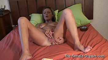 Filming Summer Masturbating Her Wet Pussy and Cumming Hard 25 min