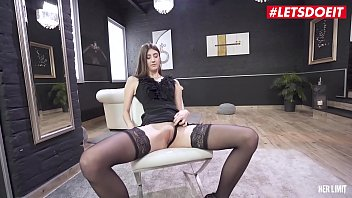 LETSDOEIT - Lina Luxa Gets Some Anal Love From Her BBC Partner Mike Chapman