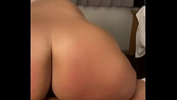 My lovely wife like dancing on my cock