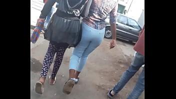 Ethiopian teen booty