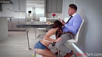 Hot Family Breakfast Sex- Shavelle Love