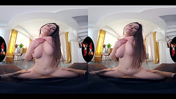 VRLATINA Pretty Latina Babe Gets Your Cum All Over Her Face VR
