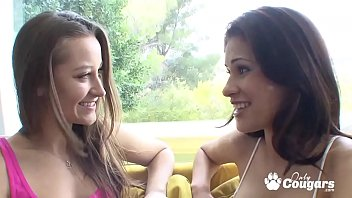 Dani Daniels Makes Sweet Lesbian Love To Vanessa Veracruz