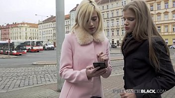 Privateblack - Ria Sunn & Sarah Kay Have Bbc Anal 3Some!