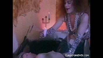 Vintage Lesbian Bondage Candle Wax thumbnail