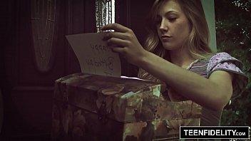 TEENFIDELITY Ivy Wolfe Birthday Creampie 15 min