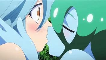 Anime hentai a kiss monster musume best hentai...