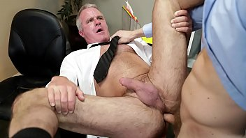 Free gay old men gallery Gaywire - jacob peterson puts his dick in his boss dale savages ass at work