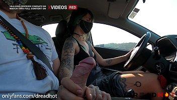 Sexo Na Represa com Gozada na Boquinha – Dread Hot