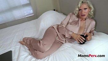 Blonde Lonely Mom Fucks Son- Casca Akashova