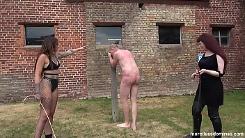 Amada cane femdom 24 7 Friendly competition - mistress rebekka raynor nikky french and painful strokes