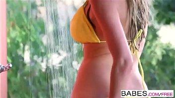 Babes - Slippery and Wet  starring  Brett Rossi clip