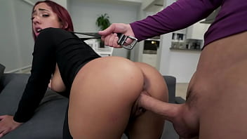 Young Latin Hottie Kira Perez Gets Caught Breaking Into Tyler Steel's Home She Fucks Him With Her Tight Pussy To Keep Him Quiet