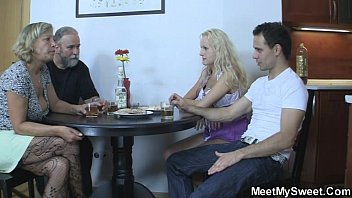 Teens talking with their parents Perverted parents fuck their sons gf