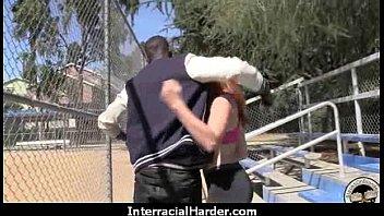 Real Latina MILF interracial sex tape 16