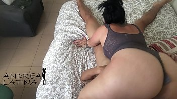 Woman with big ass loves to suck cock and fuck