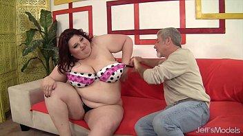 Fat plumper pussy - Plumper stazi rides a stiff cock so deep