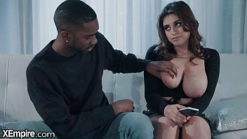 XEmpire Ella Knox Titty Fucked By Stepbrother thumbnail