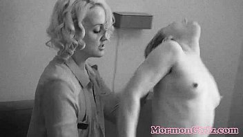Nude mormon missionaries Mormongirlz: sister clark dreams about fucking her innocent mission companion.