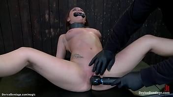 Bent Over Strappado And Anal Sex
