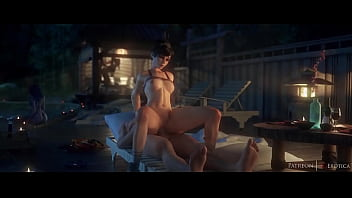 Tracer Fucked Reverse Cowgirl Overwatch (Blender Animation W/Sound) thumbnail