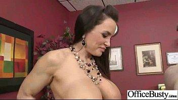 Big Tits Girl (lisa ann) Get Hardcore Sex In Office mov-22 6 min