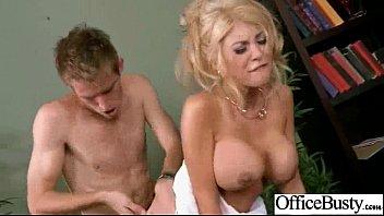 Hot Sex Scene In Office With Huge Tits Sluty Girl (kayla kayden) clip-14