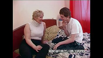 Ammatuer mature - Bbw mature mom seduces sons friend