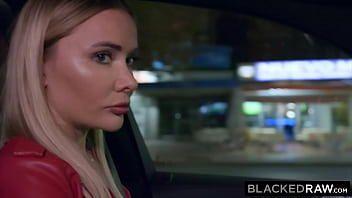 BLACKEDRAW Blonde baddie gets pounded hard by thick BBC 12 min