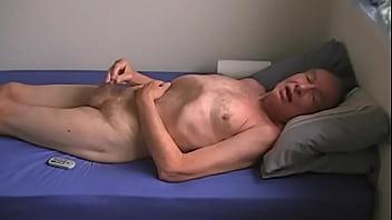 Nude Musician wanking 002