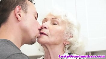 Euro grandmothers hairypussy fucked pornhub video