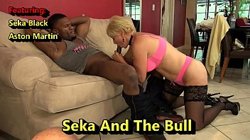 Seka And The Interracial Bull