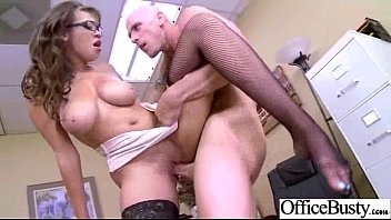 Big Tits Slut Girl (cassidy banks) In Sex Act In Office video-10