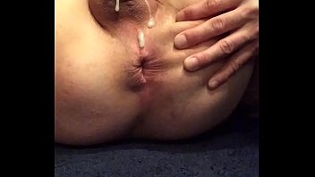 My Butthole Convulsions As I Cum