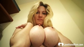 Astonishing Busty Chick Poses In Various Positions
