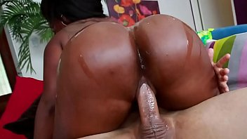 Huge black ass fucked hard