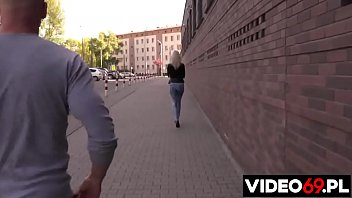 Polish porn - Street girl