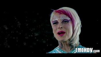emo goth lesbos 161 5 min