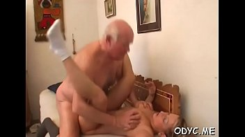 Prodigious blonde Natalie with round natural tits rides lever